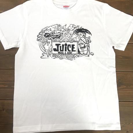 JUICE wake&surfオリジナルT
