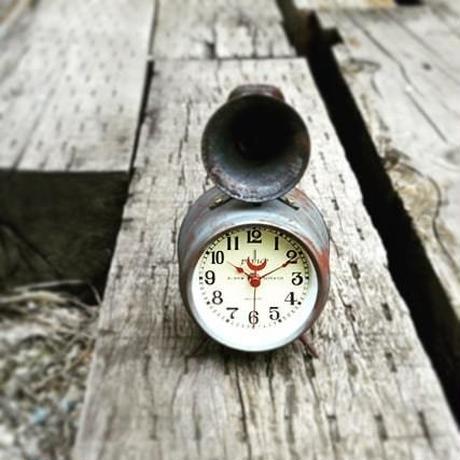 Bugle Clock( Aging)[ビューグルクロックエージング]