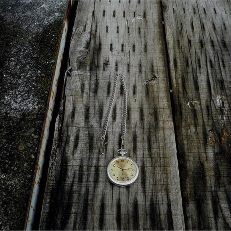 Reprint pocketwatch white【復刻版】懐中時計