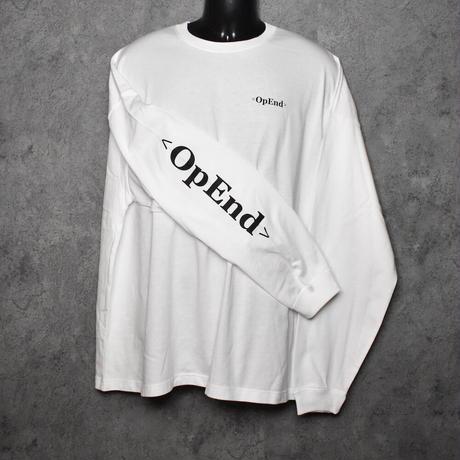 #012 OpEnd-LOGO【BIG SILHOUETTE】