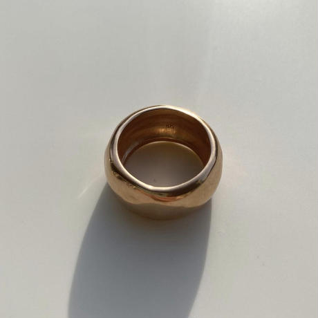 middle925ring(pinkgold)