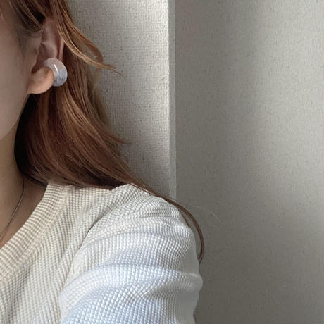 glass earcuff(2color)