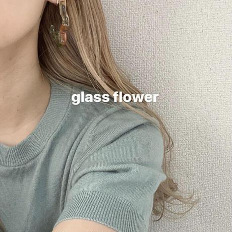 glassflower(orange,yellow,green)