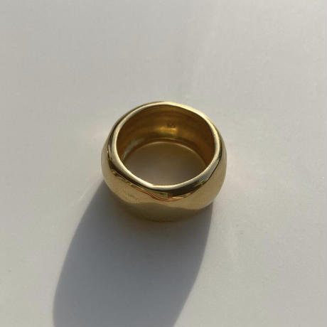 middle925ring(gold)