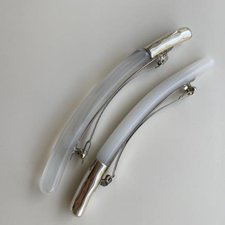 stickhair925silverwhite