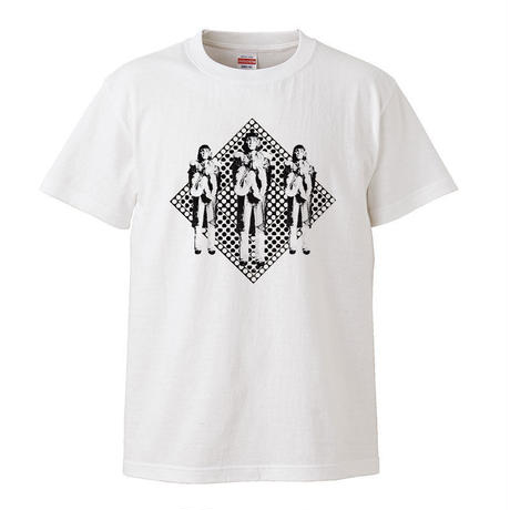 【Third Eye-Brian Jones/ブライアンジョーンズ】5.6オンス Tシャツ/WH/ST- 317