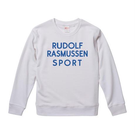 【Rudolf Rasmussen Sport/ブライアン・ジョーンズ】9.3オンス スウェット/WH/SW- 241