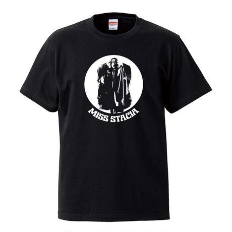 【Hawkwind-Stacia Blake/ホークウィンド】5.6オンス Tシャツ/BK/ST- 704
