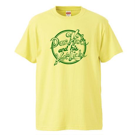 【 Dan Hicks and his Hot Licks-ダン・ヒックス・アンド・ヒズ・ホットリックス】 5.6オンス Tシャツ/LY/ST- 381