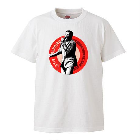 【Otis Redding Fan club/オーティス・レディング】5.6オンス Tシャツ/WH/ST- 201