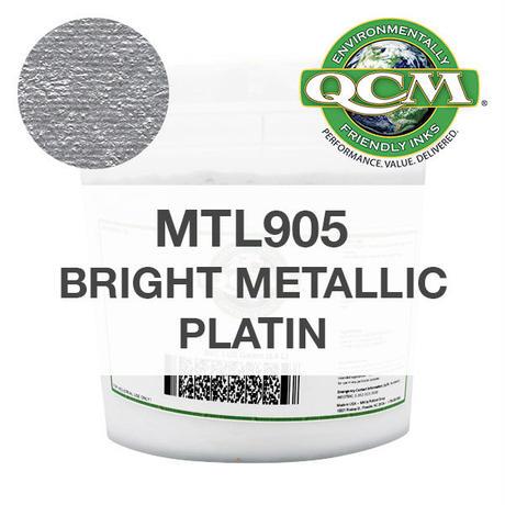QCM MTL905 ブライトメタリックプラティン QT(クォート約1.25kg)