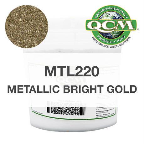 QCM MTL220 メタリックブライトゴールド QT(クォート約1.25kg)
