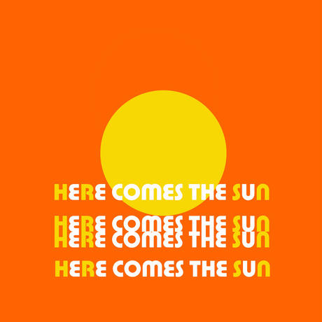 Here Comes The Sun - Project BEATLISH extra edition - ORANGE EP(2)【CD-R】