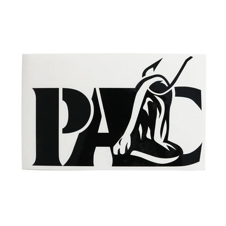 PACCUT-OUTSTICKER