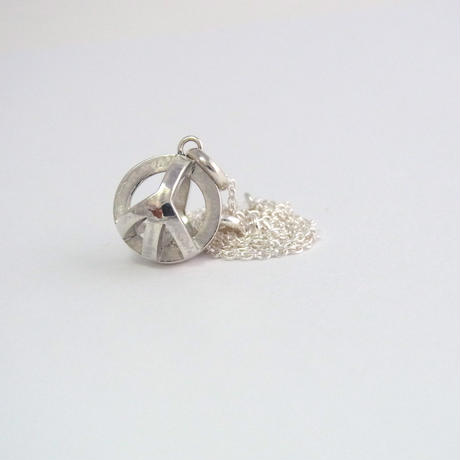 Peace Sign Ball -Small- pendant × P.C.A.D.PROJECT