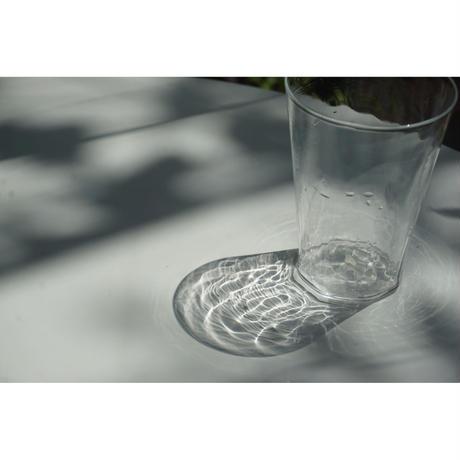 八角底グラス 115×80 大[鎌倉店のみ] 小宮崇 Takashi Komiya
