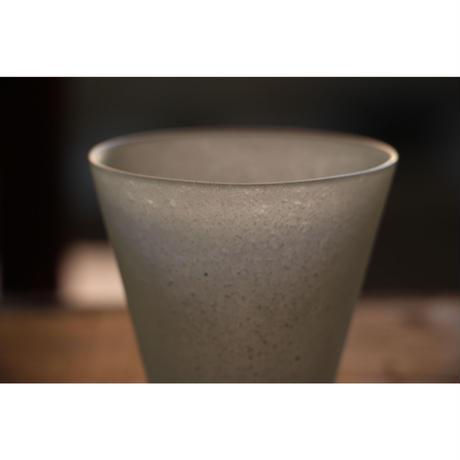 杯 小川真由子 グレー