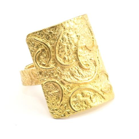 Adjustable Ring E252