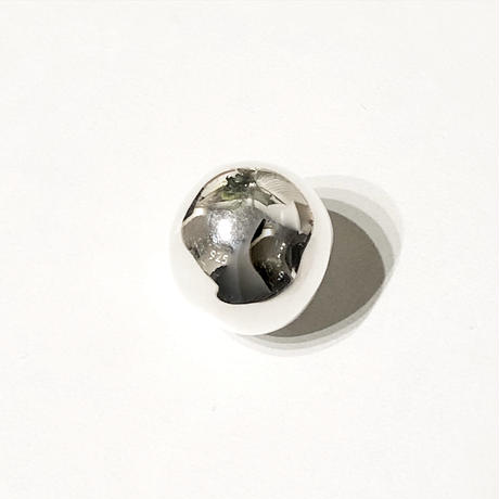 B E A U T Y : soft curved ball parts  Silver925