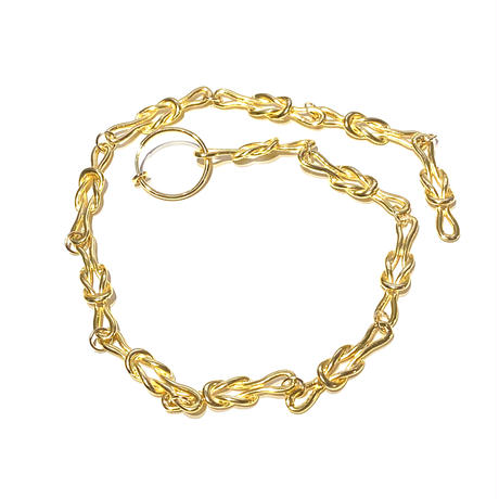 NECKLACE  / ITALY GOLD