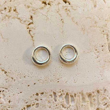 B E A U T Y : MOON Ear Jacket Parts  / Silver925
