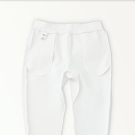 C R E A T O R sweat pants / WHITE