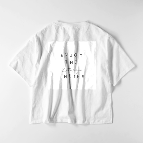 Graphic Art t-shirt / LOVE YOURSELF