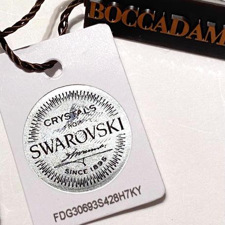 FOCUS エレガントウォッチ  ローズゴールドカラー(FC006) スワロフスキークリスタル