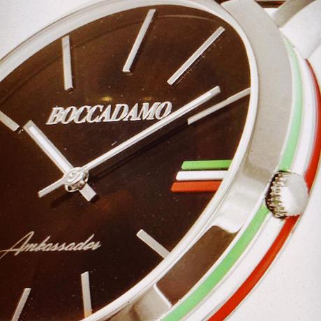 AMBASSADOR メンズ イタリアンウォッチ (AM005)