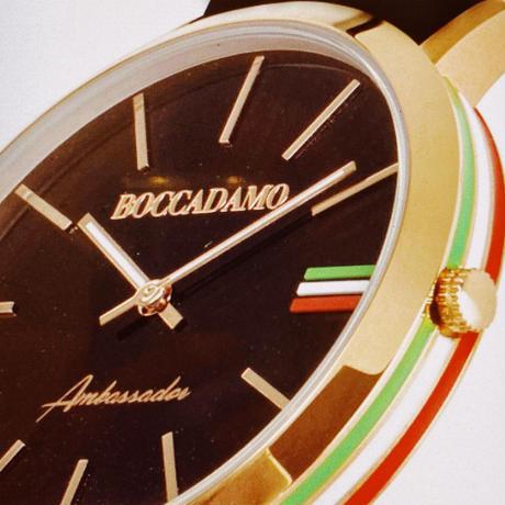 AMBASSADOR メンズ イタリアンウォッチ (AM008)
