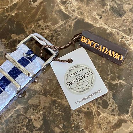 ハートチャームウォッチ (MY011) スワロフスキークリスタル
