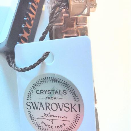 SHINY エレガントウォッチ (SH009) スワロフスキークリスタル