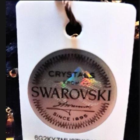 FOCUS エレガントウォッチ  ローズゴールドカラー(FC012) スワロフスキークリスタル