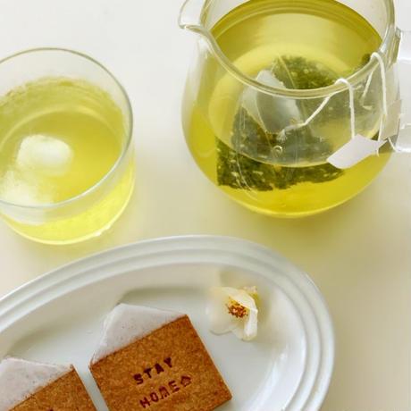 みかん緑茶(ティーバッグ)お徳用