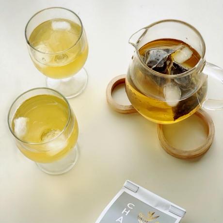 ギフトセット(ティーバッグ3種類×お湯呑み(碗・南景製陶園))