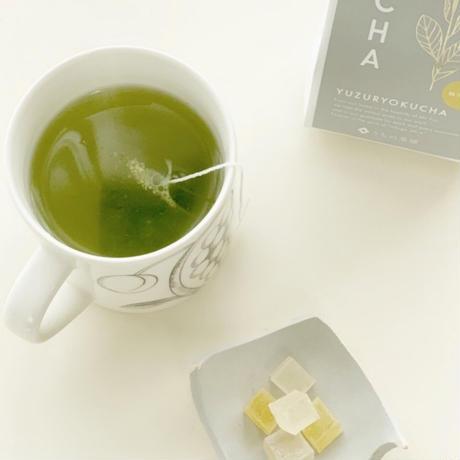 柚子緑茶(ティーバッグ)