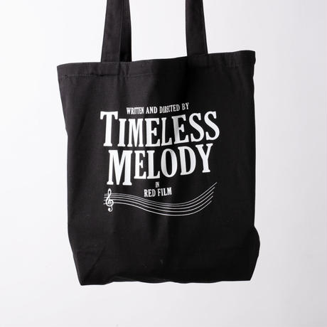 SHOPPING BAG:TIMELESS MELODY (BLACK)