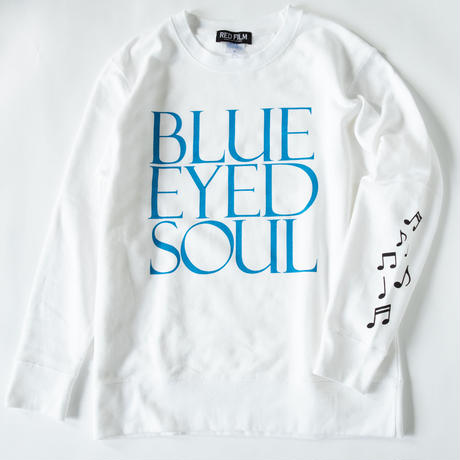 SW - 021:BLUE EYED SOUL (WHITE)