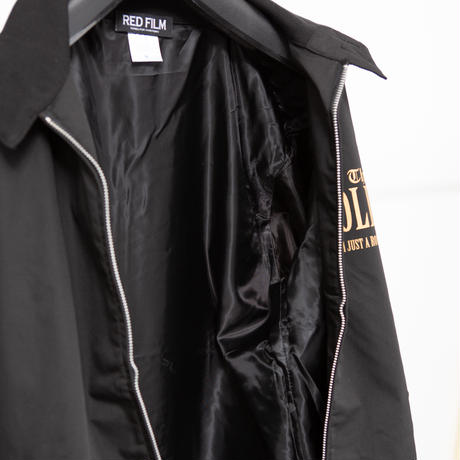 DRIZZLER JACKET:The ROLLER (BLACK)