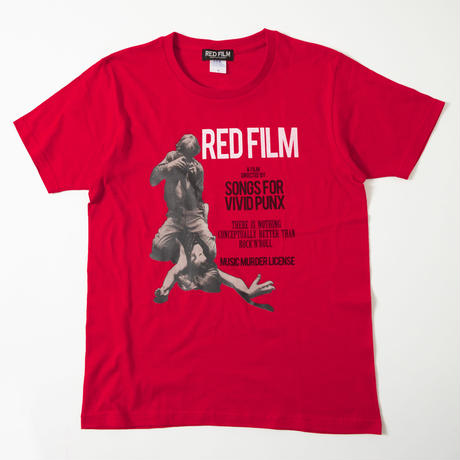 TEE - 084:BLOW-UP (RED)