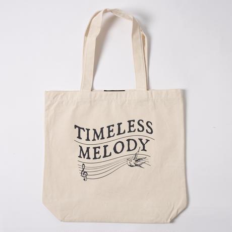SHOPPING BAG:TIMELESS MELODY (NATURAL)