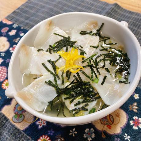 『伸東ヒラメ』お茶漬けセット(生食用)