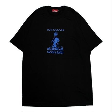 Hellrazor Devils Faith Shirt - Black