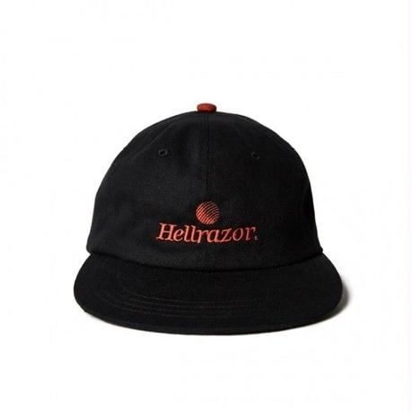 Hellrazor Trademark Logo 6panel - Black