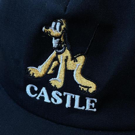 CASTLE PLUTO HAT BLACK