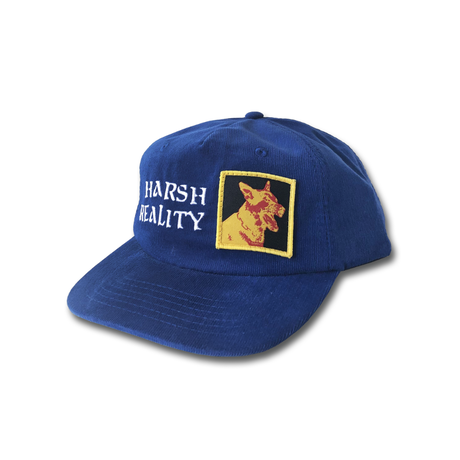 COME SUNDOWN HARSH REALITY CAP BLUE