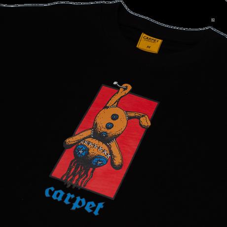 CARPET COMPANY VOODOO TEE BLACK
