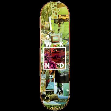 "WKND Green Logo Collage - 8.25"""