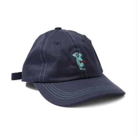 BRONZE56K BOLT BOY HAT NAVY