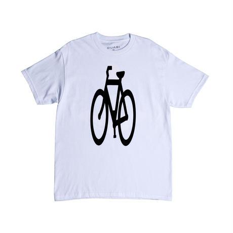 QUASI CYCLE TEE WHITE